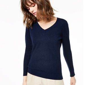 Charter Club V-Neck Cashmere Sweater